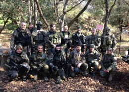 HellJumpers Paintball Montpellier